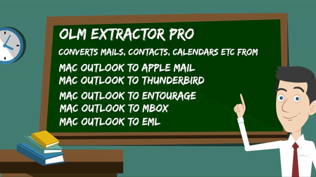 Mac Outlook to Thunderbird