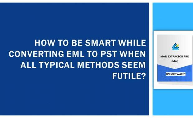 convert eml files to pst